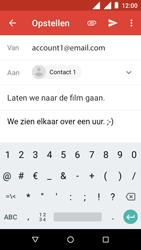 Nokia 1 - E-mail - e-mail versturen - Stap 8