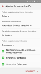 Samsung Galaxy S6 - E-mail - Configurar Outlook.com - Paso 8