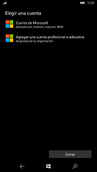 Microsoft Lumia 950 XL - Aplicaciones - Tienda de aplicaciones - Paso 6