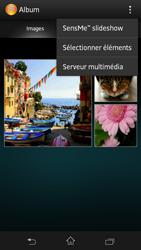 Sony Xpéria SP - Photos, vidéos, musique - Envoyer une photo via Bluetooth - Étape 5