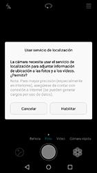 Huawei Y6 (2017) - Funciones básicas - Uso de la camára - Paso 3