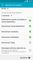 Samsung G900F Galaxy S5 - E-mail - Configurar Outlook.com - Paso 9