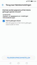 Huawei P8 Lite 2017 (Model PRA-LX1) - Instellingen aanpassen - Fabrieksinstellingen terugzetten - Stap 6