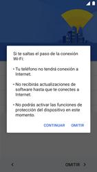 Motorola Moto G 3rd Gen. (2015) (XT1541) - Primeros pasos - Activar el equipo - Paso 7