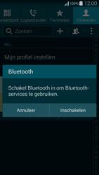 Samsung G850F Galaxy Alpha - Contactgegevens overzetten - delen via Bluetooth - Stap 9