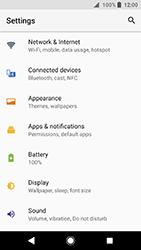 Sony Xperia XA2 - Network - Manually select a network - Step 4