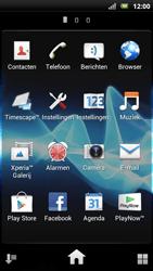 Sony Ericsson Xperia Neo met OS 4 ICS - E-mail - Hoe te versturen - Stap 4