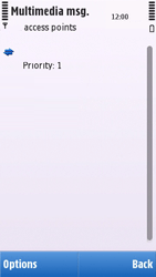 Nokia C5-03 - Mms - Manual configuration - Step 7