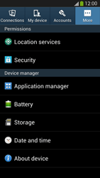 Samsung I9505 Galaxy S IV LTE - Device - Software update - Step 6