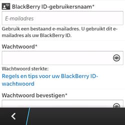 BlackBerry Q5 - Applicaties - Applicaties downloaden - Stap 9