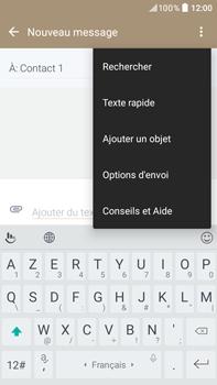 HTC Desire 825 - Contact, Appels, SMS/MMS - Envoyer un MMS - Étape 10