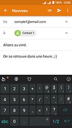 Acer Liquid Z6 Dual SIM - E-mail - Envoi d