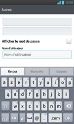LG E975 Optimus G - E-mail - Configuration manuelle - Étape 7