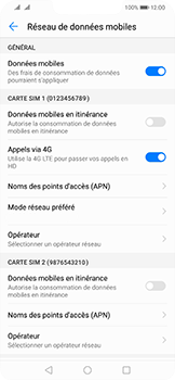 Huawei Mate 20 Lite - MMS - Configuration manuelle - Étape 5
