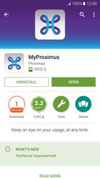 Samsung A320 Galaxy A3 (2017) - Applications - MyProximus - Step 8