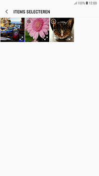 Samsung Galaxy J4 - E-mail - hoe te versturen - Stap 17