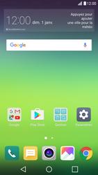 LG G5 SE - Android Nougat - Internet - Activer ou désactiver - Étape 2
