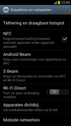 Samsung I9300 Galaxy S III - Bellen - in het buitenland - Stap 5