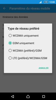 Sony Xperia Z5 Premium (E6853) - Réseau - Activer 4G/LTE - Étape 7
