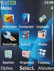 Nokia 6600 slide - Internet - Handmatig instellen - Stap 3