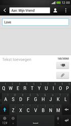 HTC Desire 601 - MMS - afbeeldingen verzenden - Stap 11