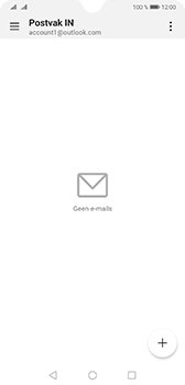 Huawei Mate 20 - E-mail - e-mail instellen (outlook) - Stap 3