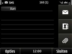 Nokia E6-00 - MMS - hoe te versturen - Stap 4