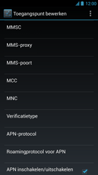 Acer Liquid S1 - Mms - Handmatig instellen - Stap 15