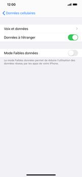 Apple iPhone 11 - Internet - Utilisation à l