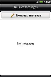 HTC A510e Wildfire S - MMS - envoi d'images - Étape 3
