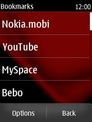 Nokia Asha 300 - Internet - Internet browsing - Step 9