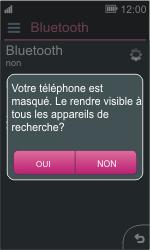 Nokia Asha 311 - Bluetooth - connexion Bluetooth - Étape 8