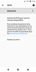 Sony Xperia XZ2 Compact - Wi-Fi - Accéder au réseau Wi-Fi - Étape 6