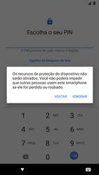 Google Pixel 2 - Primeiros passos - Como ativar seu aparelho - Etapa 13