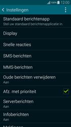 Samsung G850F Galaxy Alpha - SMS - handmatig instellen - Stap 6
