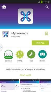 Samsung Galaxy S5 G900F - Applications - MyProximus - Step 7