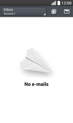 LG L70 - Email - Sending an email message - Step 4