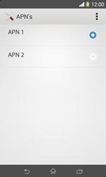 Sony D2005 Xperia E1 - Internet - Handmatig instellen - Stap 17