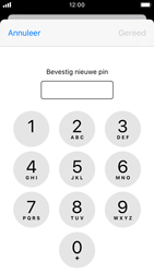 Apple iPhone SE - iOS 13 - Beveiliging - pas de pincode voor je simkaart aan - Stap 10