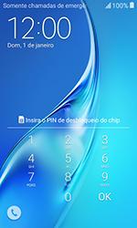 Samsung Galaxy J1 - Primeiros passos - Como ativar seu aparelho - Etapa 5
