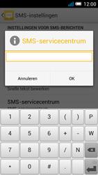 Alcatel OT-5036X Pop C5 - SMS - Handmatig instellen - Stap 8