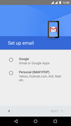 Wiko Rainbow Jam - Dual SIM - E-mail - Manual configuration (gmail) - Step 7