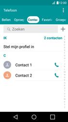 LG K4 - Contacten en data - Contacten kopiëren van toestel naar SIM - Stap 4