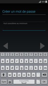 Samsung Galaxy Note 4 - Premiers pas - Créer un compte - Étape 15