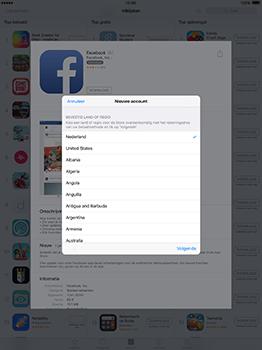 Apple iPad Pro 12.9 (1st gen) - iOS 10 - Applicaties - Applicaties downloaden - Stap 8