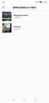 Huawei P20 Lite - E-mail - Sending emails - Step 12