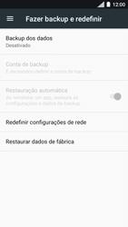 Motorola Moto C Plus - Funções básicas - Como restaurar as configurações originais do seu aparelho - Etapa 7