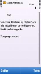 Nokia C5-03 - MMS - automatisch instellen - Stap 6