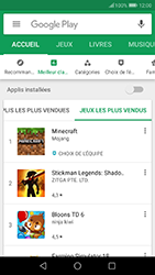 Huawei P10 - Android Oreo - Applications - Télécharger des applications - Étape 11