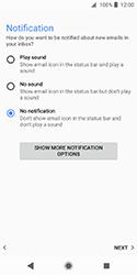 Sony Xperia XZ2 Compact - E-mail - Manual configuration (yahoo) - Step 11